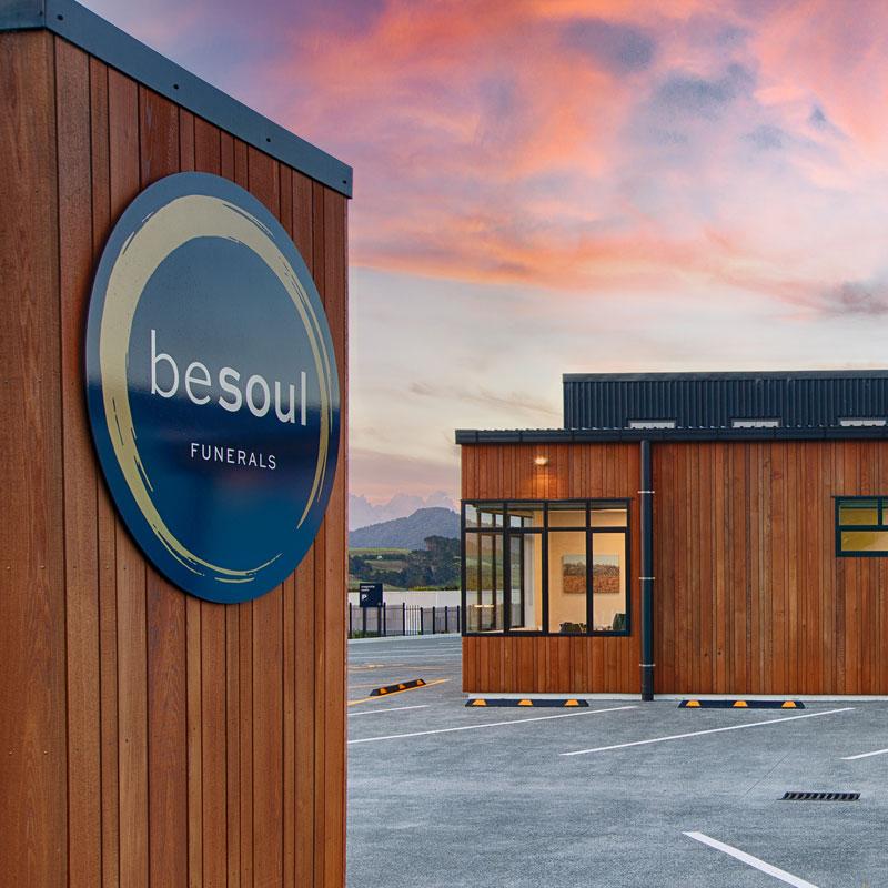 Besoul Funerals Building